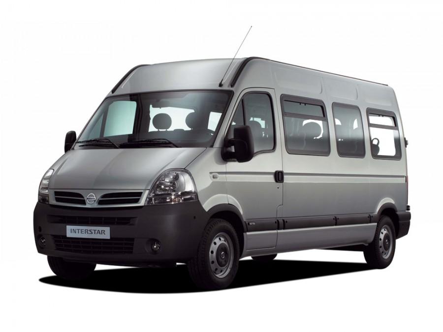 Nissan Interstar микроавтобус, 2003–2010, 1 поколение [рестайлинг] - отзывы, фото и характеристики на Car.ru