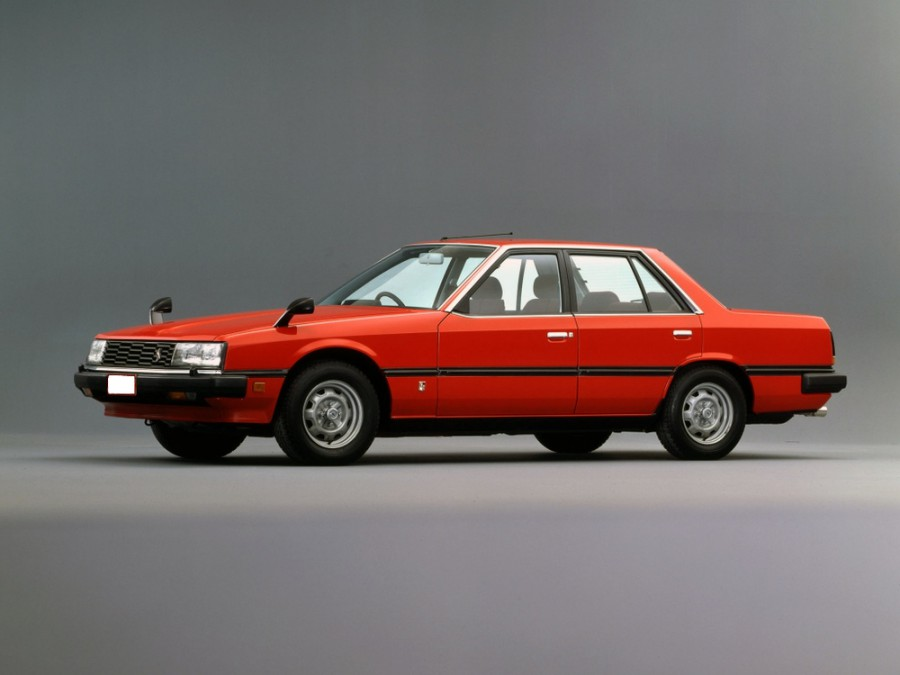 Nissan Laurel седан, 1980–1984, C31 - отзывы, фото и характеристики на Car.ru