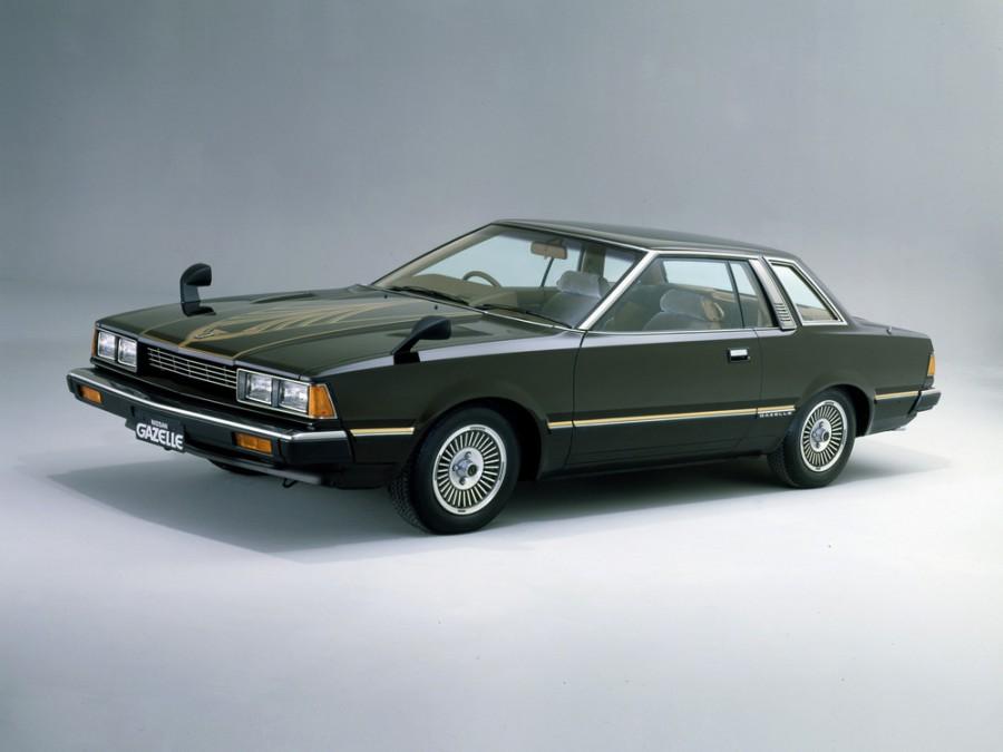 Nissan Gazelle хардтоп, 1979–1983, S110 - отзывы, фото и характеристики на Car.ru