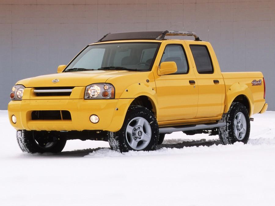 Nissan Frontier Crew Cab пикап 4-дв., 1998–2016, 1 поколение - отзывы, фото и характеристики на Car.ru