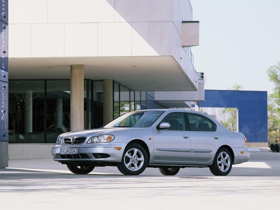 Nissan Maxima седан, 2002–2004, A33 [рестайлинг] - отзывы, фото и характеристики на Car.ru