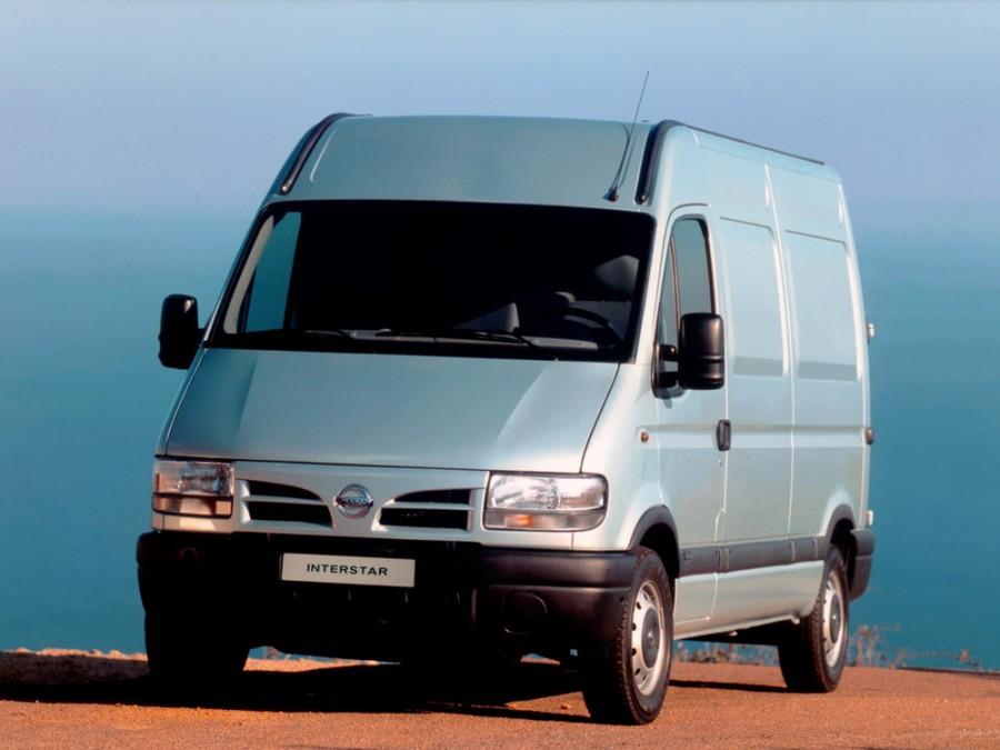 Nissan Interstar фургон, 1 поколение - отзывы, фото и характеристики на Car.ru