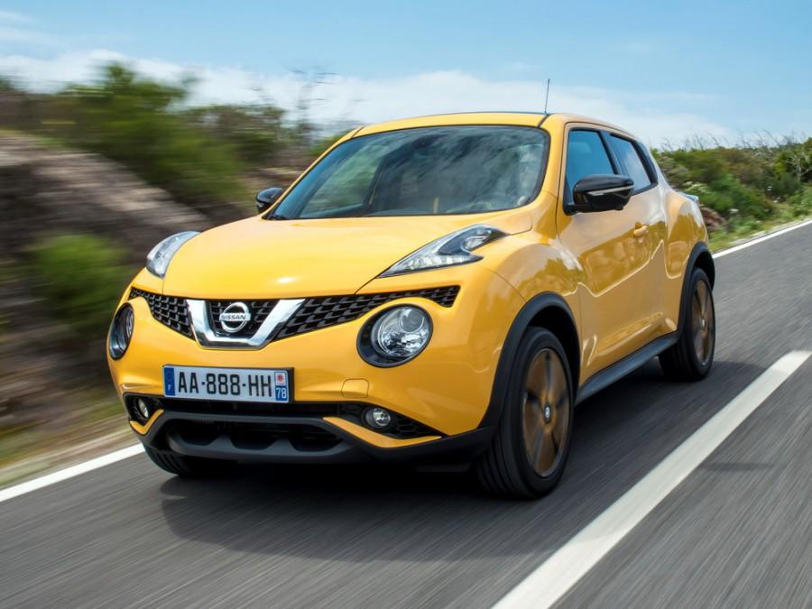 Nissan Juke кроссовер 5-дв., 2013–2016, YF15 [рестайлинг] - отзывы, фото и характеристики на Car.ru