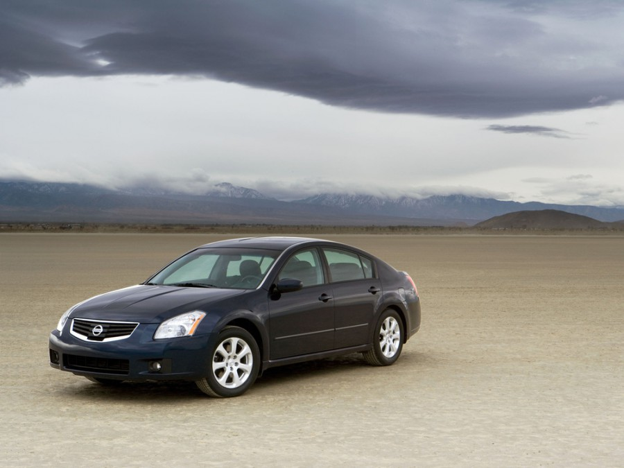 Nissan Maxima седан, 2006–2008, A34 [рестайлинг] - отзывы, фото и характеристики на Car.ru