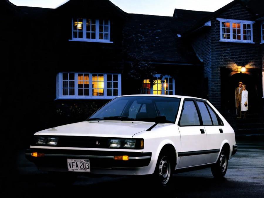 Nissan Langley хетчбэк 5-дв., 1982–1986, N12 - отзывы, фото и характеристики на Car.ru