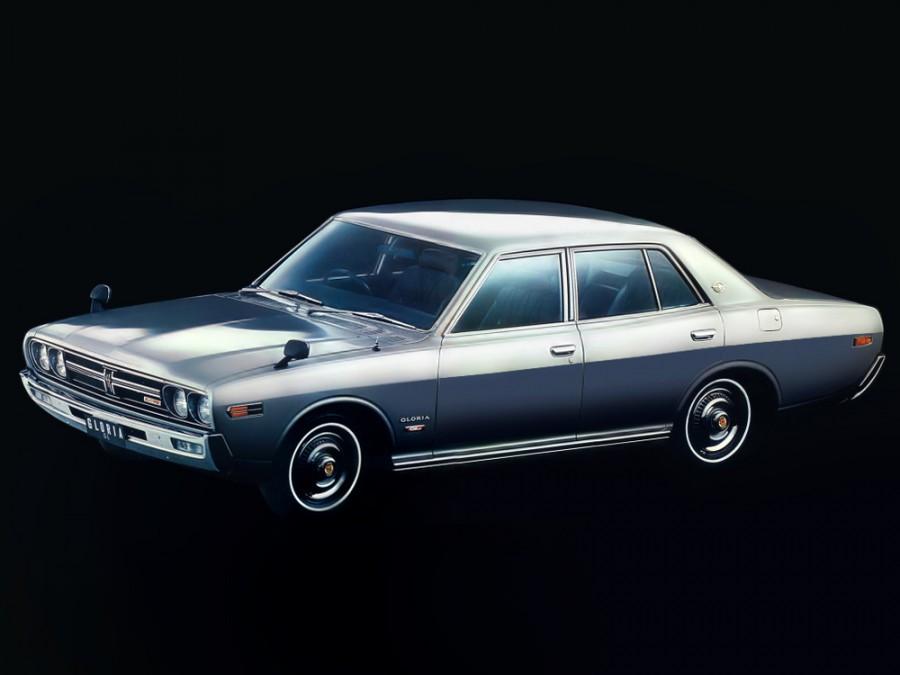 Nissan Gloria седан, 1971–1975, 230 - отзывы, фото и характеристики на Car.ru