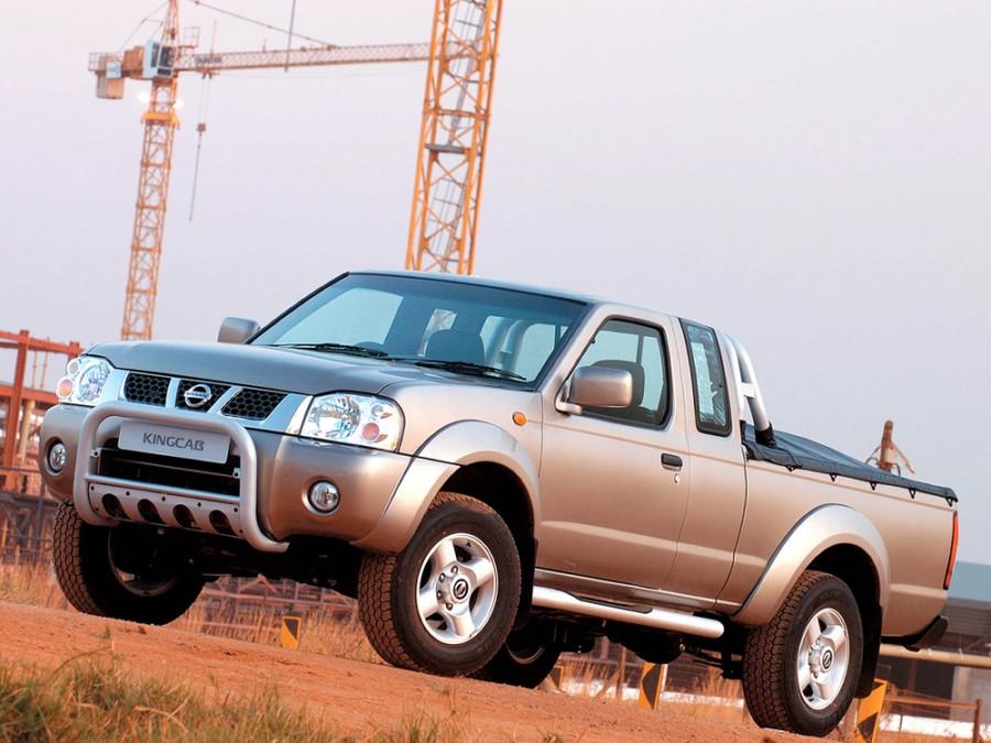 Nissan Hardbody King Cab пикап 2-дв., D22 - отзывы, фото и характеристики на Car.ru