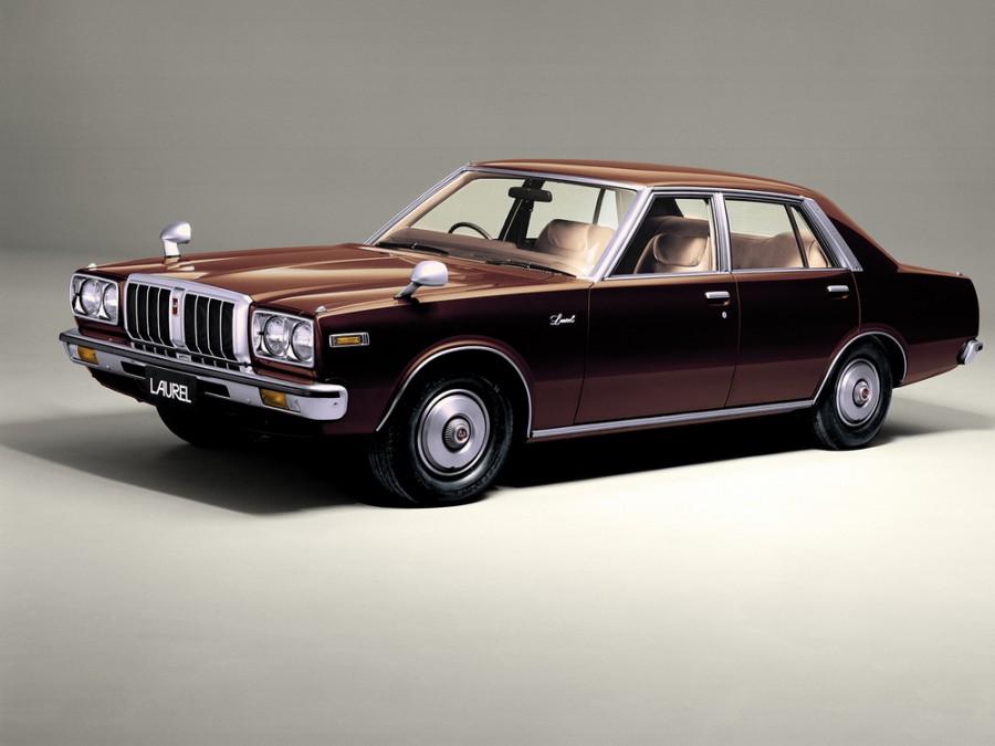 Nissan Laurel седан, 1977–1978, C230 - отзывы, фото и характеристики на Car.ru