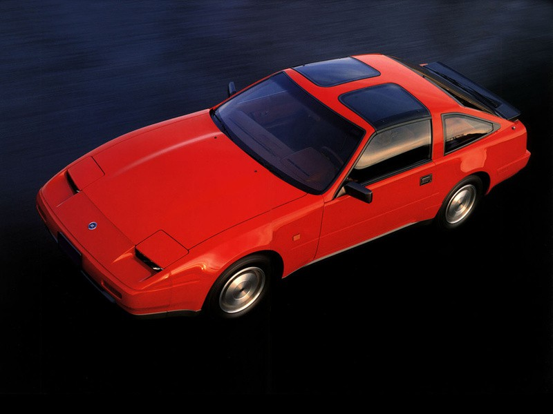 Nissan Fairlady Z тарга, 1983–1989, Z31 [рестайлинг] - отзывы, фото и характеристики на Car.ru