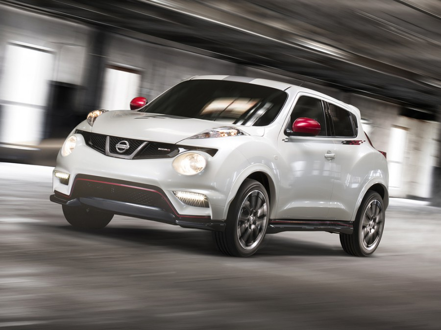 Nissan Juke Nismo кроссовер 5-дв., 2011–2014, YF15 - отзывы, фото и характеристики на Car.ru