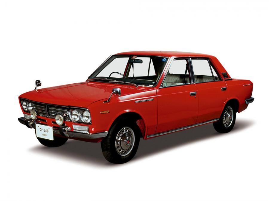 Nissan Laurel седан 4-дв., 1968–1972, C30 - отзывы, фото и характеристики на Car.ru