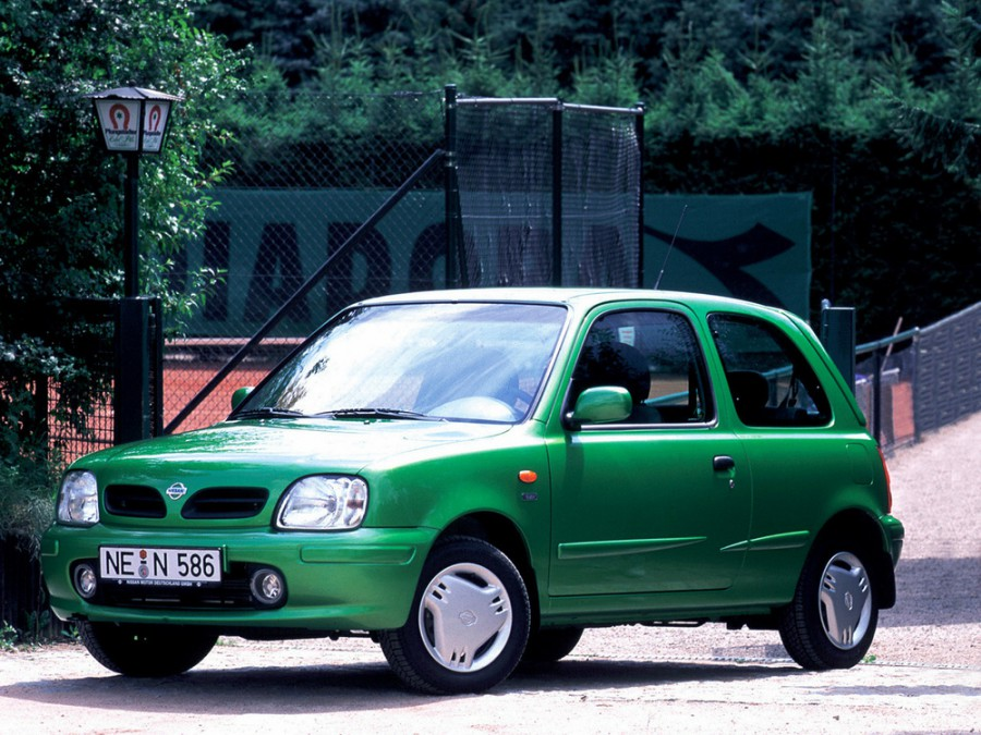 Nissan Micra хетчбэк 3-дв., K11C [рестайлинг] - отзывы, фото и характеристики на Car.ru
