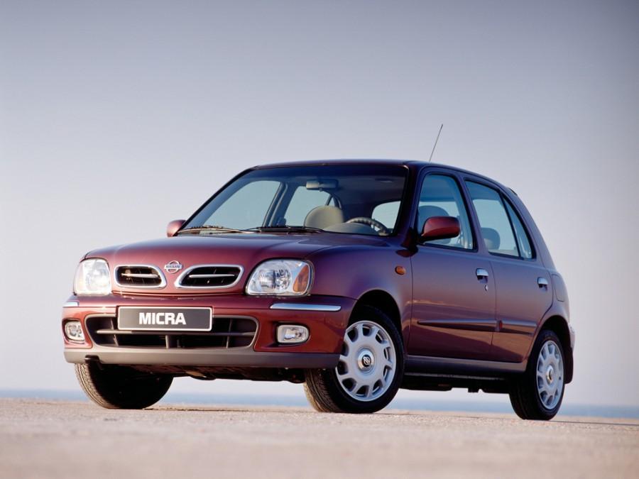 Nissan Micra хетчбэк 5-дв., K11C [2-й рестайлинг] - отзывы, фото и характеристики на Car.ru