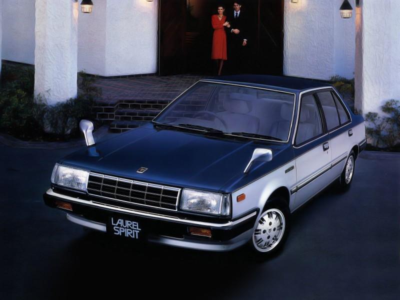 Nissan Laurel Spirit седан, B11 - отзывы, фото и характеристики на Car.ru
