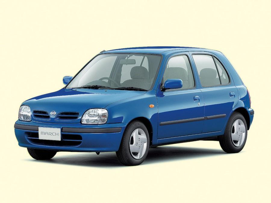 Nissan March хетчбэк 5-дв., 1999–2002, K11 [2-й рестайлинг] - отзывы, фото и характеристики на Car.ru