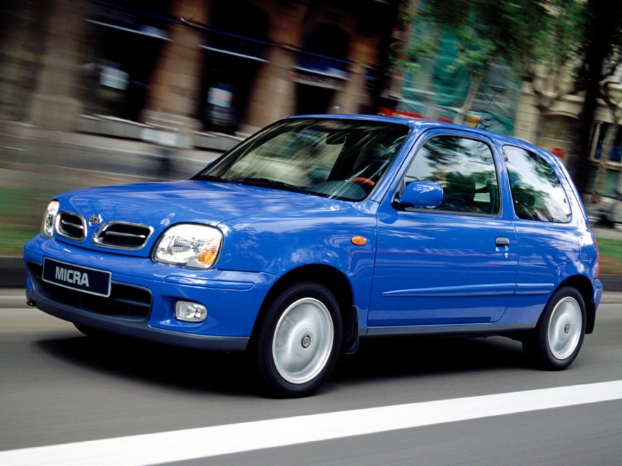 Nissan Micra хетчбэк 3-дв., K11C [2-й рестайлинг] - отзывы, фото и характеристики на Car.ru