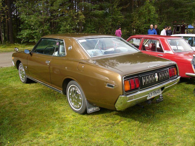 Nissan Gloria купе, 1971–1975, 230 - отзывы, фото и характеристики на Car.ru