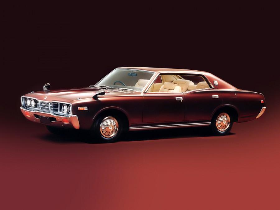 Nissan Gloria хардтоп, 1975–1979, 330 - отзывы, фото и характеристики на Car.ru