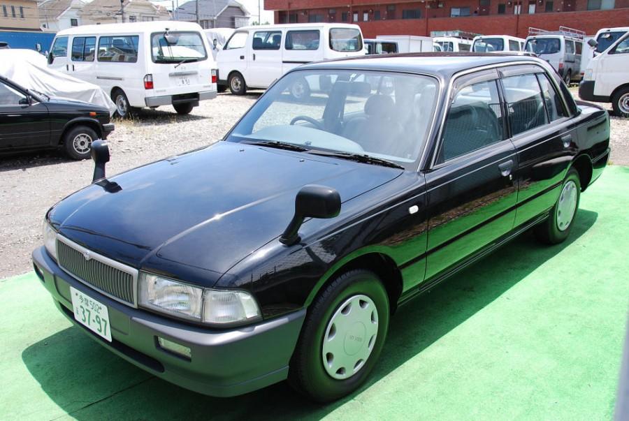 Nissan Crew седан, 2005–2009, K30 [рестайлинг] - отзывы, фото и характеристики на Car.ru