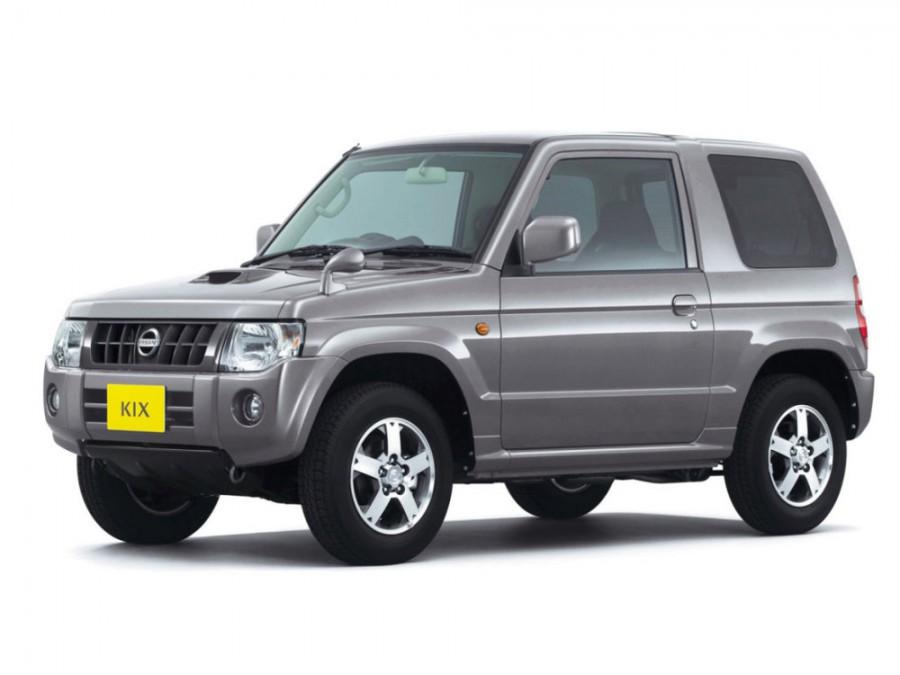 Nissan Kix внедорожник, 2008–2012, 1 поколение - отзывы, фото и характеристики на Car.ru