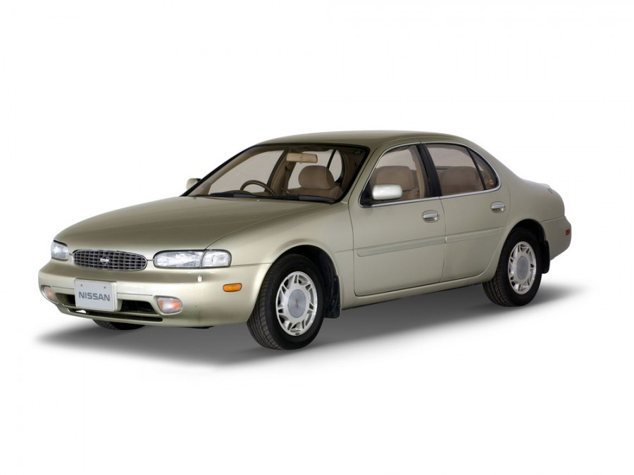 Nissan Leopard седан, 1992–1996, Y32 - отзывы, фото и характеристики на Car.ru