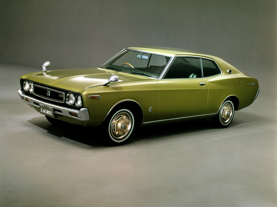 Nissan Laurel купе, 1972–1977, C130 - отзывы, фото и характеристики на Car.ru