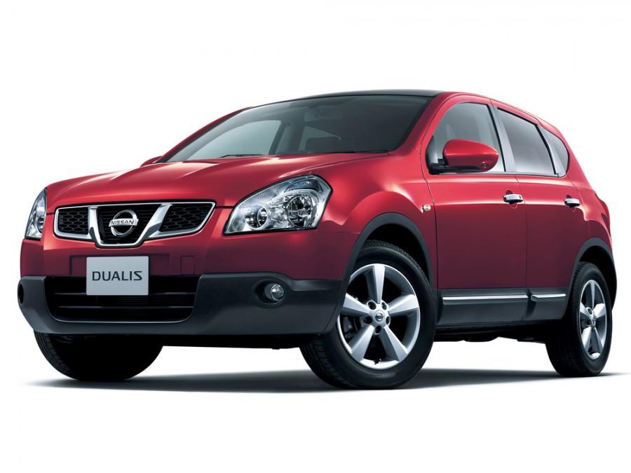 Nissan Dualis кроссовер, 2011–2016, J10 [рестайлинг] - отзывы, фото и характеристики на Car.ru