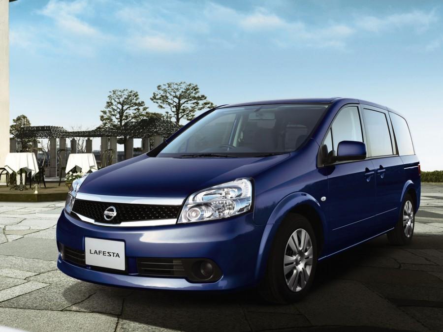 Nissan Lafesta минивэн, 2007–2011, 1 поколение [рестайлинг] - отзывы, фото и характеристики на Car.ru