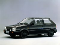Nissan March, K10 [2-й рестайлинг], Super turbo хетчбэк 3-дв., 1989–1991