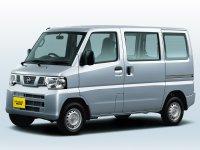 Nissan Clipper, U71 [рестайлинг], Nv100 фургон, 2012–2016