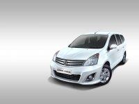 Nissan Livina, 1 поколение [рестайлинг], Grand минивэн 5-дв., 2011–2016