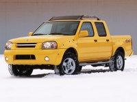 Nissan Frontier, 1 поколение, Crew cab пикап 4-дв., 1998–2016