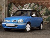Nissan March, K11 [2-й рестайлинг], Хетчбэк 3-дв., 1999–2002