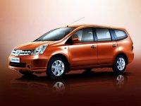 Nissan Livina, 1 поколение, Grand минивэн 5-дв., 2007–2016