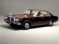 Nissan Laurel, C230, Седан, 1977–1978