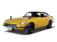Nissan Fairlady Z, S30, Купе, 1969–1973
