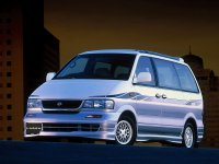 Nissan Largo, W30 [рестайлинг], Highway star ii минивэн 5-дв., 1996–1999