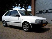 Nissan March, K10 [2-й рестайлинг], Хетчбэк 3-дв., 1989–1991