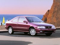 Nissan Lucino, 1 поколение, Купе, 1994–2016