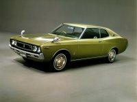 Nissan Laurel, C130, Купе, 1972–1977