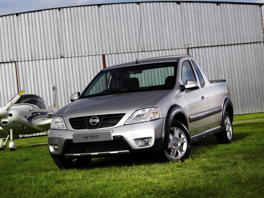 Nissan NP200 пикап, 2009–2016, 1 поколение [рестайлинг] - отзывы, фото и характеристики на Car.ru