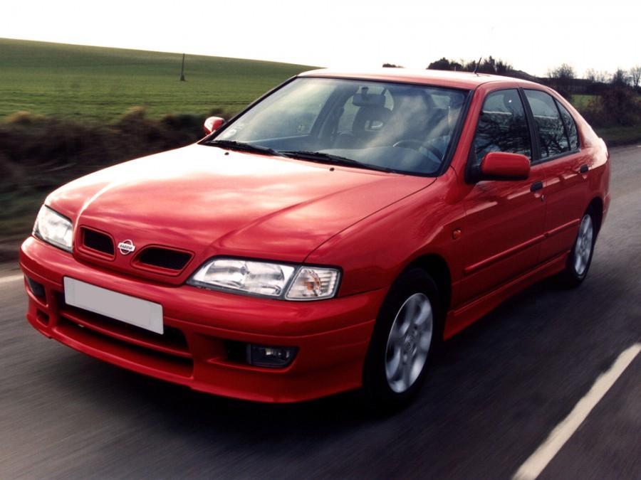 Nissan Primera лифтбэк, 1996–2000, P11 - отзывы, фото и характеристики на Car.ru