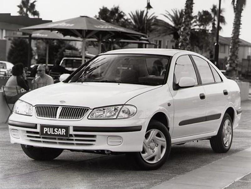 Nissan Pulsar седан, 2000–2004, N16 - отзывы, фото и характеристики на Car.ru