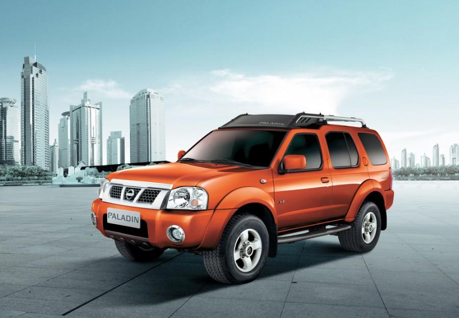Nissan Paladin внедорожник, 2003–2016, 1 поколение - отзывы, фото и характеристики на Car.ru