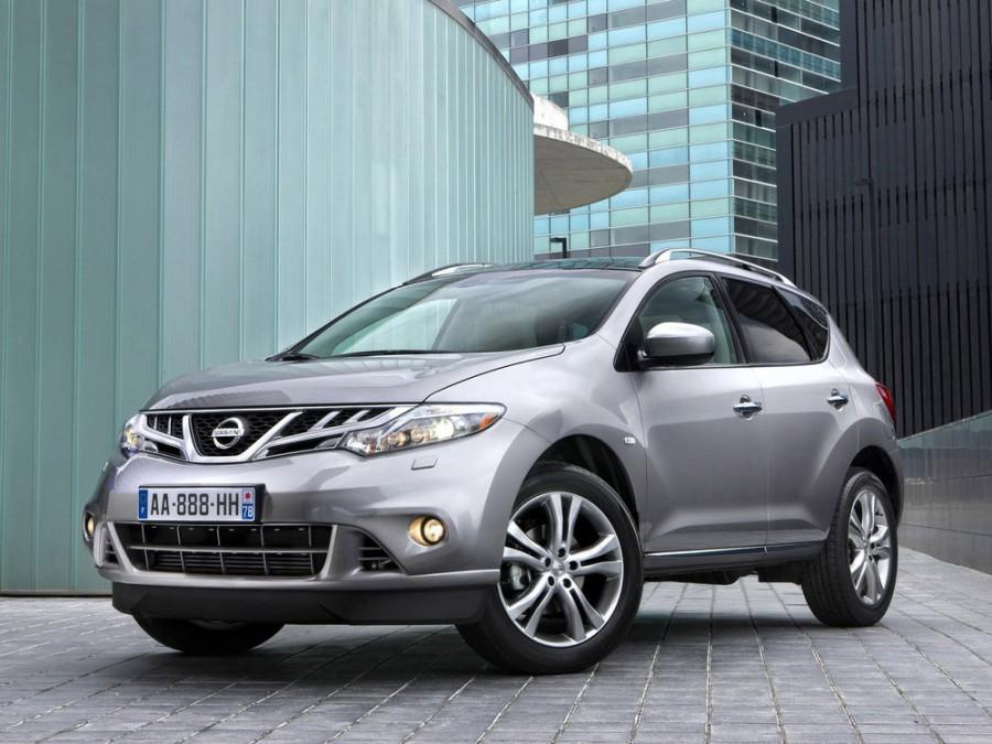 Nissan Murano кроссовер, 2010–2016, Z51 [рестайлинг] - отзывы, фото и характеристики на Car.ru