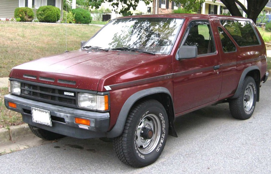 Nissan Pathfinder внедорожник 3-дв., 1987–1995, WD21 - отзывы, фото и характеристики на Car.ru