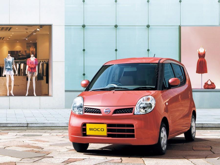 Nissan Moco хетчбэк, 2006–2011, SA1 - отзывы, фото и характеристики на Car.ru