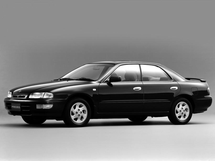 Nissan Presea, Барнаул
