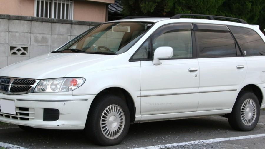 Nissan Presage, Архара