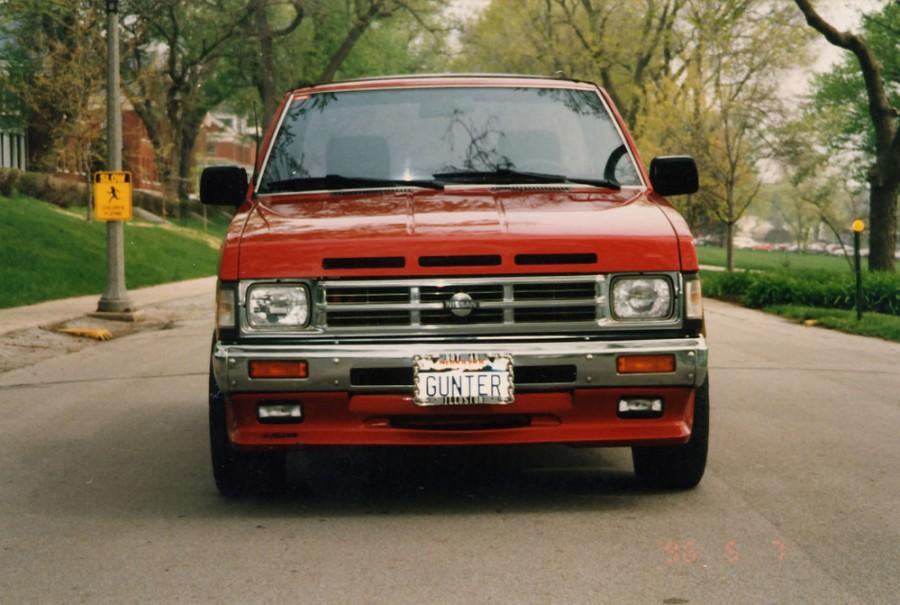 Nissan Pick UP Crew Cab пикап 4-дв., 1985–1992, D21 - отзывы, фото и характеристики на Car.ru